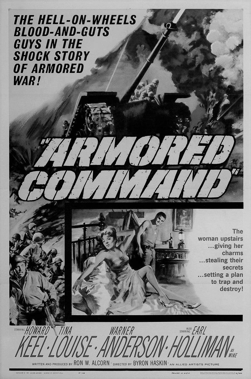 Amored Command