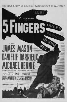 The 5 Fingers