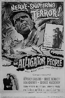 ALLIGATOR PEOPLE, THE