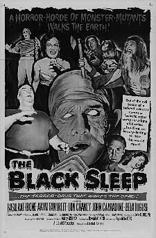 BLACK SLEEP, THE