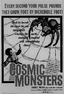 COSMIC MONSTER, THE