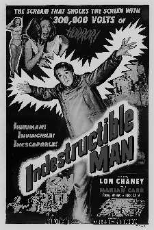 INDESTRUCTABLE MAN
