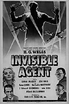 INVISIBLE AGENT THE
