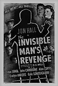INVISIBLE MANS REVENGE THE