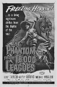 PHANTOM FROM 20,000 LEAGUES, THE
