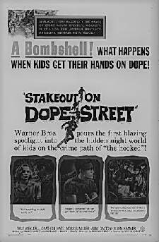 STAKEOUT ON DOPE STREET (1958)