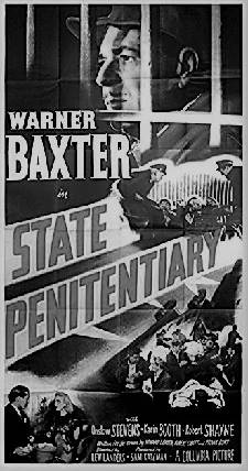 STATE PENITENTIARY (1950)