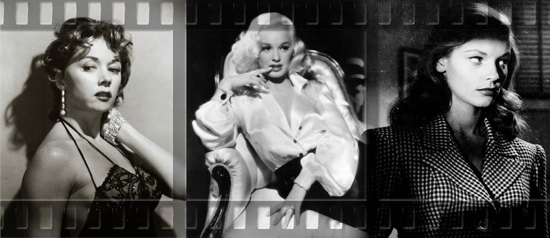 classic films of Femme Fatales